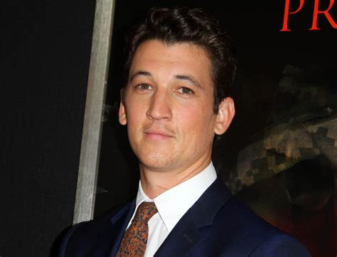 Miles Teller cares what people think about him in new ...