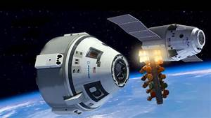 NASA Orders Crewed Vehicle From SpaceX And Starts A New ...