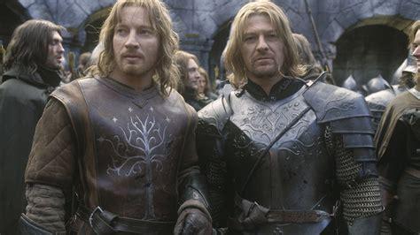 The Lord Of The Rings Actors Sean Bean Gondor Faramir