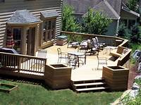 great wood patio design ideas Your Decking Material Options: Pros and Cons - Lancaster PA Remodeling Tips & TricksLancaster PA ...