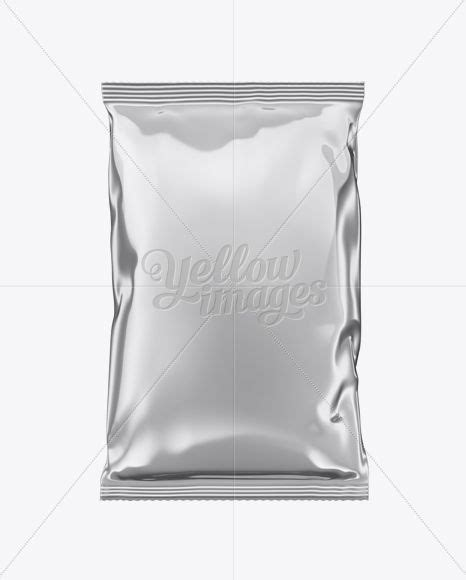 This psd mockup includes special layers and a smart object for your amazing artwork. Download Metallic Snack Package Mockup - Front View PSD ...