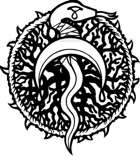 circle   crone white wolf wiki world  darkness