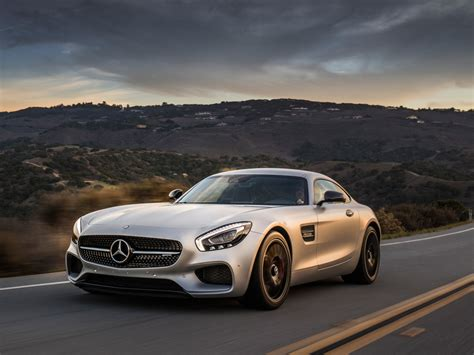 Mercedes BenzCar : The Glorious Gt S Heralds A New Era For Mercedes Sports
