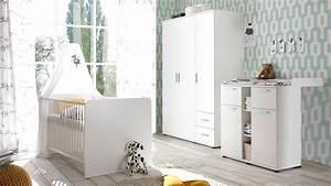 Babyzimmer 2 Teilig : babyzimmer bibo 2 kinderzimmer komplett set schrank bett wei 3 teilig ~ Frokenaadalensverden.com Haus und Dekorationen
