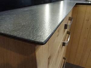 Plan De Travail Granit : atelier culinaire cuisine ch ne massif clair desserte ~ Dailycaller-alerts.com Idées de Décoration