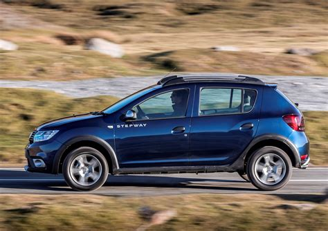 The New 2017 Dacia Sandero Stepway First Impressions