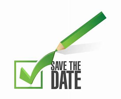 Date Save Mark Check Pencil Illustration Conference