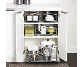 pull out cabinet organizer simplehuman 20 inch pull out cabinet organizer