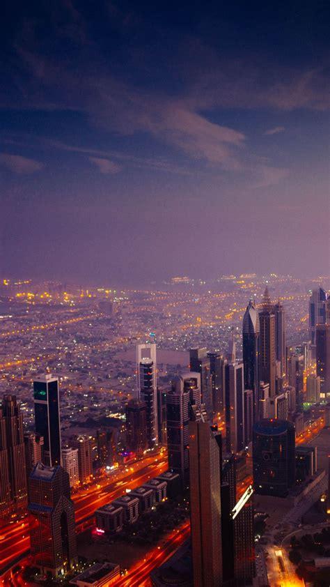 Cityscape Galaxy Wallpaper