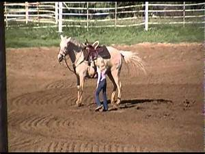 Horse Falls on young rider - YouTube