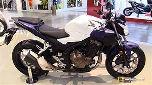 Honda Cb500f 2018 : 2019 honda cb500f walkaround debut at 2018 eicma milan youtube ~ Voncanada.com Idées de Décoration
