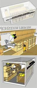 Ron Paulk U0026 39 S Super Mobile Woodshop Is Complete  And He U0026 39 S