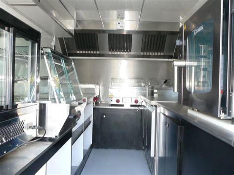 camion amenage pour cuisine vente de remorque avec cuisine équipée pour restaurant