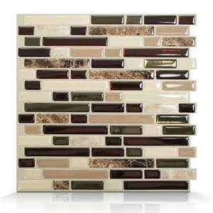 smart tiles sm1034 bellagio keystone self adhesive wall