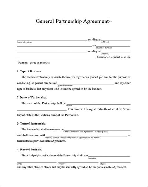 business contract templates pages docs