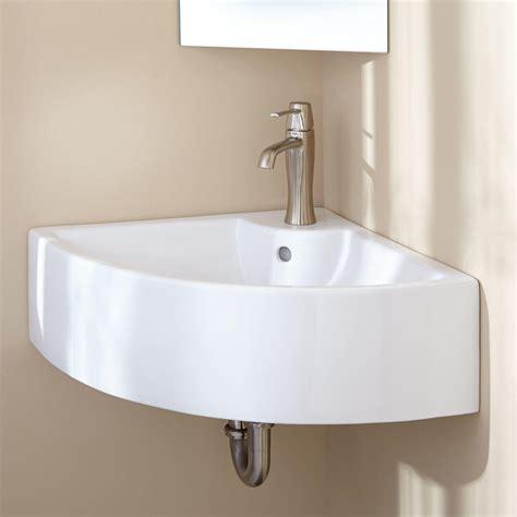 Gordy Corner Wallmount Sink Ebay