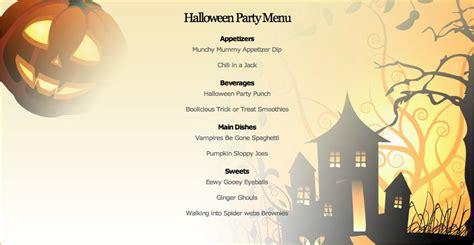 """halloweenize"" Your Halloween Menu  Halloween Food Ideas"