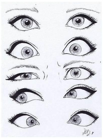 Eyes Drawing Eye Drawings