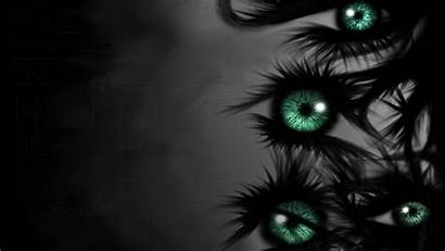 Abstract Darkness Eyes Dark Eye Background Wallpapers