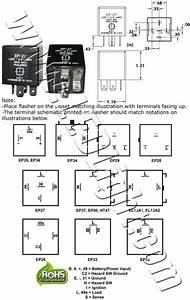 Electronic Led Flasher Ep27 - Automotive Led Lights