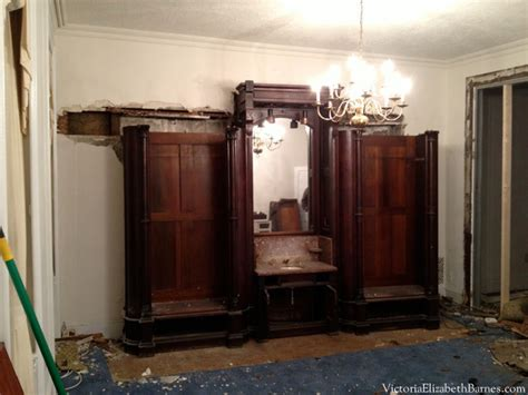 antique kitchen cabinets salvage my greatest craigslist find salvaging a antique 4098