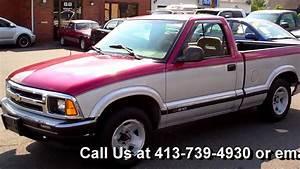 1994 Chevy S10 Pickup Reg Cab 2wd 4 3l V6 At