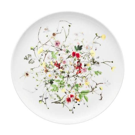 Rosenthal Fleurs Sauvages by Rosenthal Selection Brillance Fleurs Sauvages Porcelain