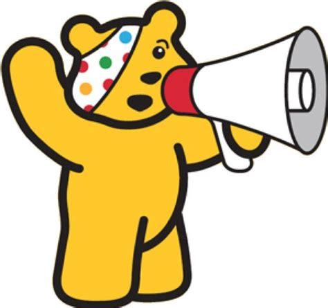 pudsey bear support atpudseybearcin twitter