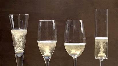 Glass Champagne Mentos Wine Glasses Bubbles Sparkling