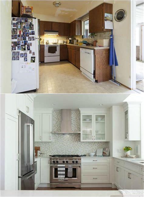 relooking cuisine avant apres relooking cuisine bois en 18 photos avant après