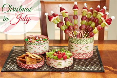 the best of all seasons in july temp tations 174 by tara - Christmas In July Decorations