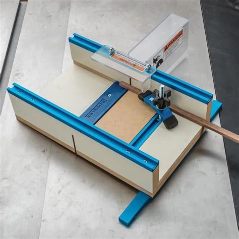 rockler table  small parts sled   woodworking
