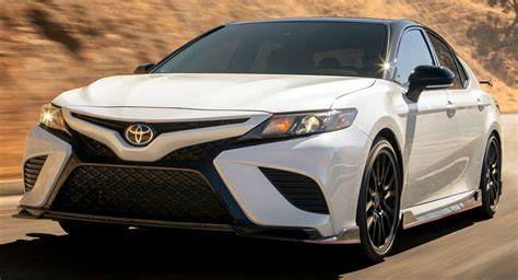 toyota avalon  camry trd pack hp   track