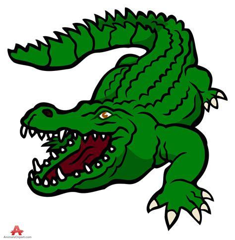 Gator Clipart Crocodile Clipart Pencil And In Color Crocodile