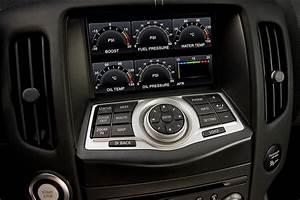 Nissan 370z Obdii Multi Gauge System For Oem Navigation Or