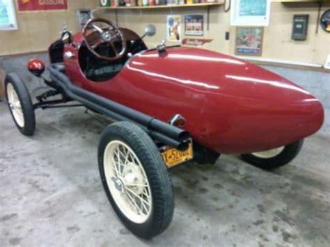 Find New 1927 Ford Model T Speedster-original Faultless