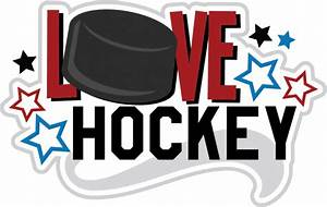 pretty font for love hockey svg cut files for scrapbooking hockey svg
