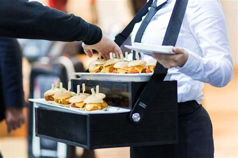finger food vendors tray catalogna cologne catering germany