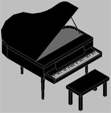 piano    autocad  cad   kb