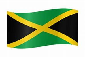 Jamaica flag vector - country flags