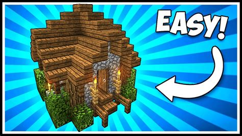 compact mini shackhouse minecraft tutorial youtube