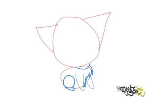 draw  chibi kitten drawingnow