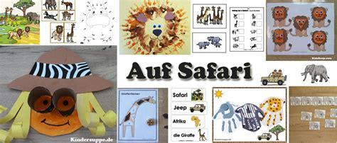 projekt farben kindergarten ideen projekt auf safari kindergarten und kita ideen