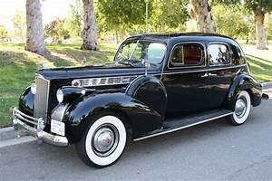1940 Packard 180 Club Sedan Model 1806 | The Vault Classic ...