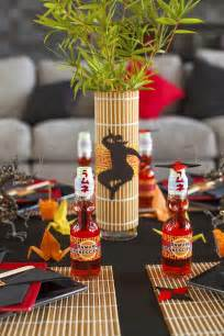 Japanese Themed Dinner Party
