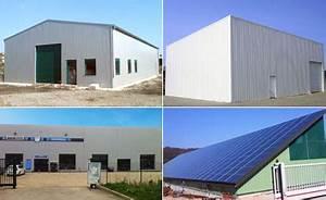 Batiment Moins Cher Hangar : hangar en kit batiments moins chers ~ Premium-room.com Idées de Décoration