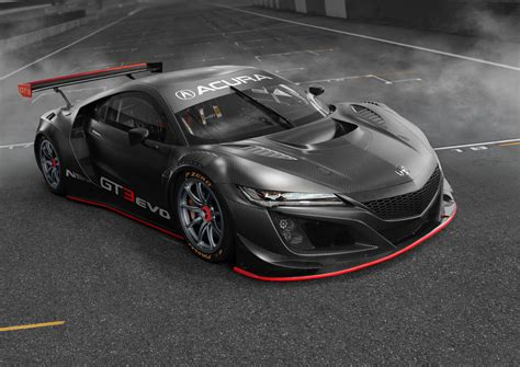 2019 Acura Nsx Horsepower by 2019 Acura Nsx Gt3 Evo Prepares To Hit The Track