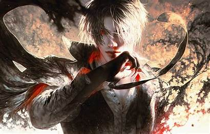 Demon Anime Remenar Valentina Blood Wallpapers Male