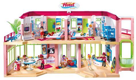 cuisine sylvanian hôtel playmobil pour tuer le temps pendant les vacances