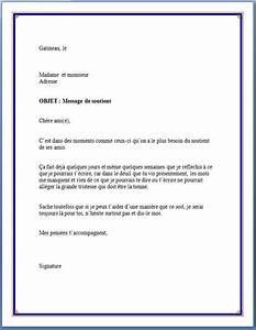 Lettre Deces : modele de lettre de condoleances a un collegue ~ Gottalentnigeria.com Avis de Voitures